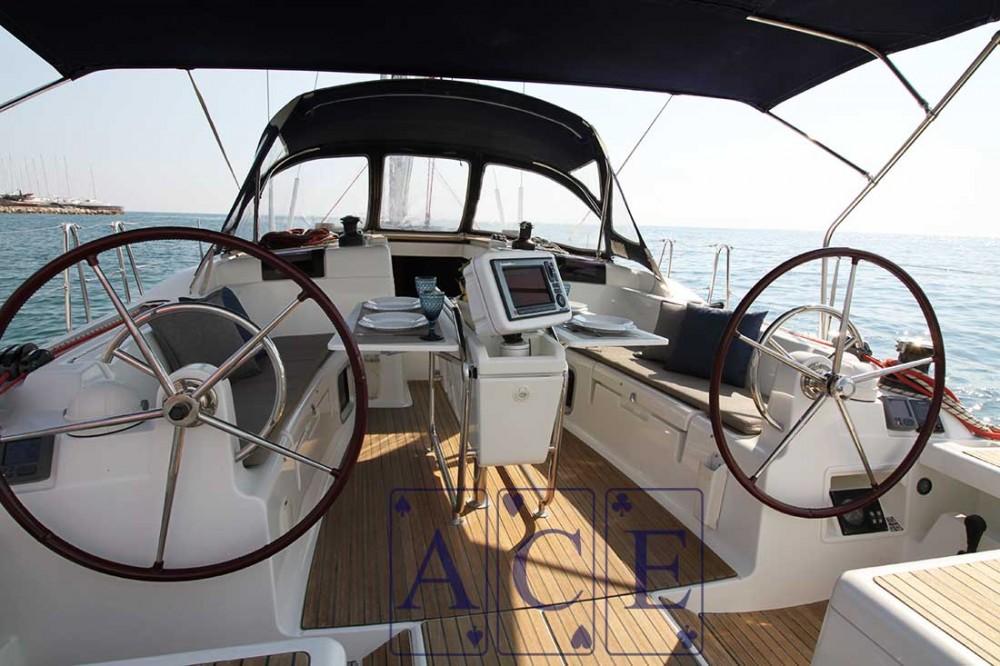 Rental yacht Peloponnese - Jeanneau Sun Odyssey 439 on SamBoat