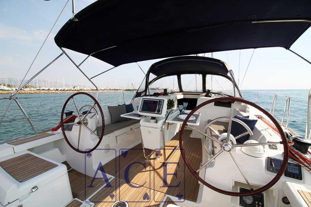 Rent a Jeanneau Sun Odyssey 439 Peloponnese
