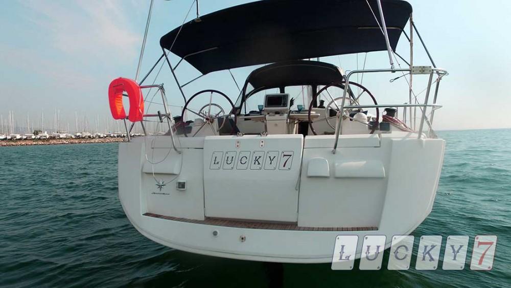 Rental Sailboat in Peloponnese - Jeanneau Sun Odyssey 439
