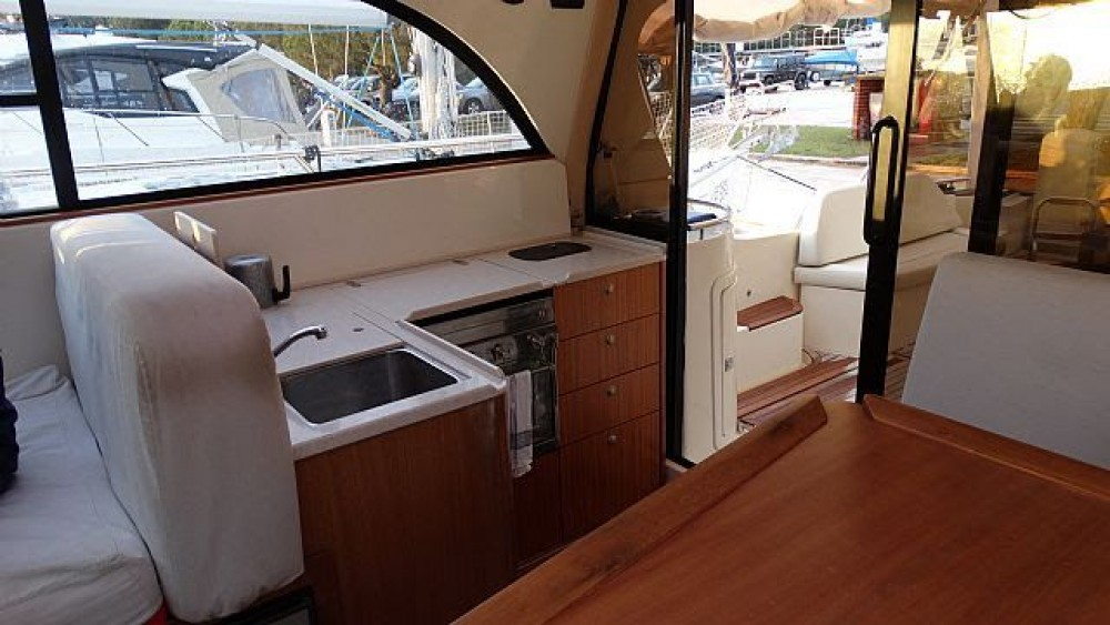 Hire Motorboat with or without skipper Sas Vektor Croatia