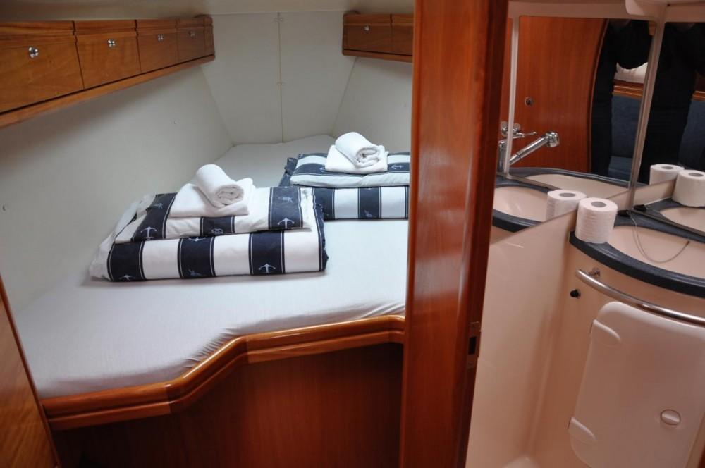Bavaria Cruiser 37 between personal and professional Pirovac