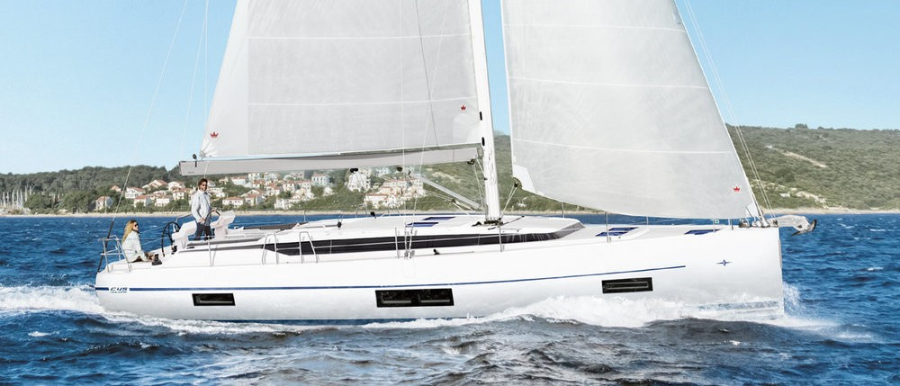Boat rental Bavaria Bavaria C45 Style in Croatia on Samboat