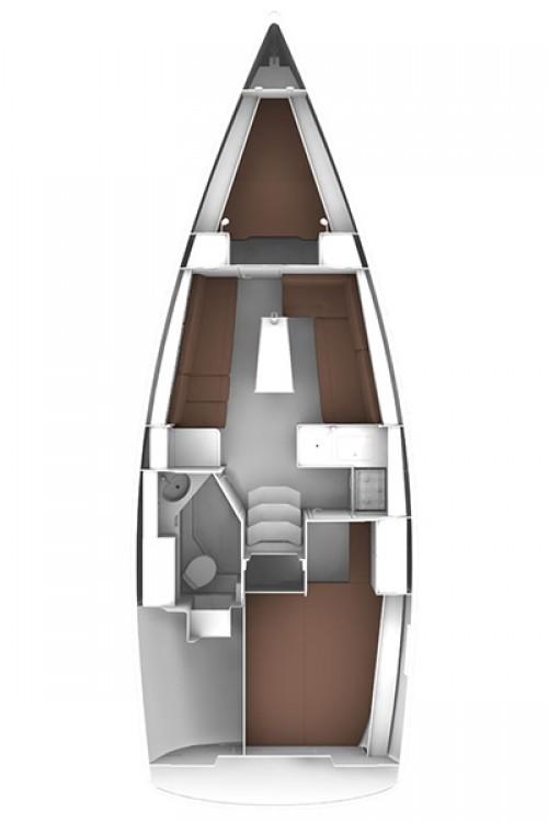 Rental yacht Pirovac - Bavaria Cruiser 33 on SamBoat