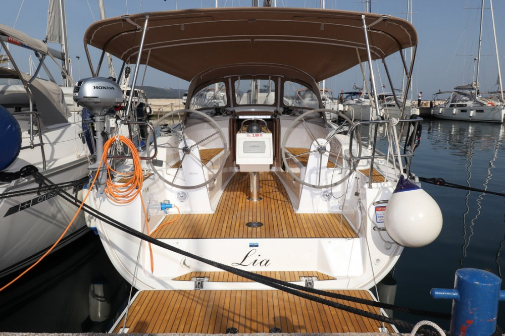 Boat rental Pirovac cheap Cruiser 34