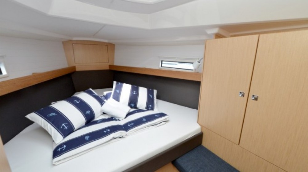Bavaria Cruiser 37 between personal and professional Croatia