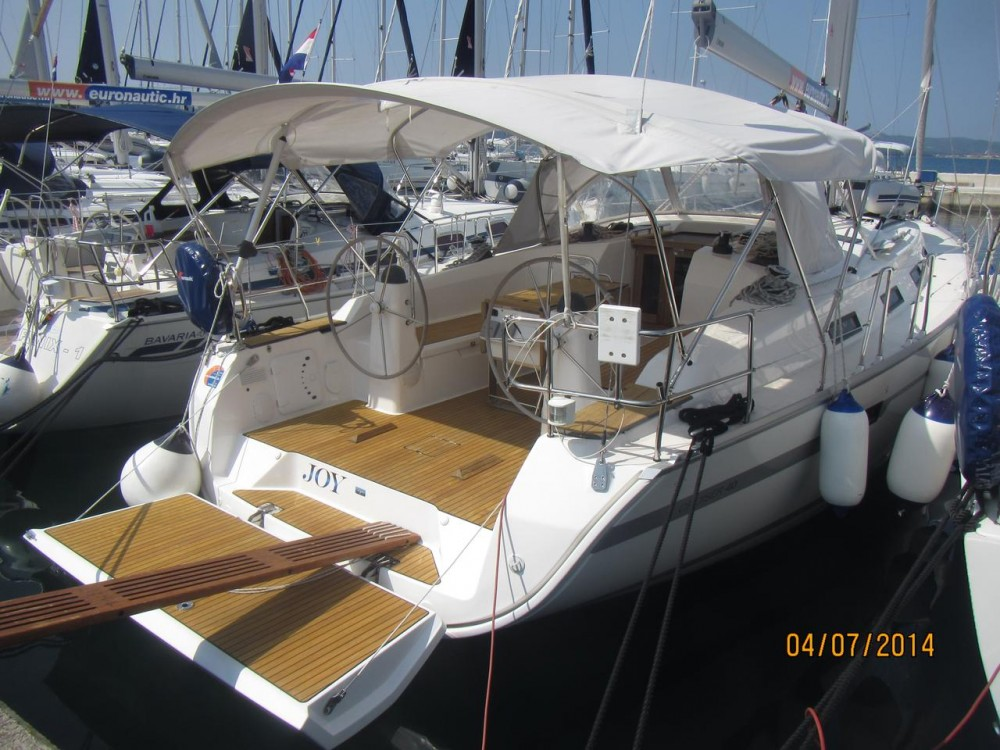 Bavaria R40 between personal and professional Pirovac