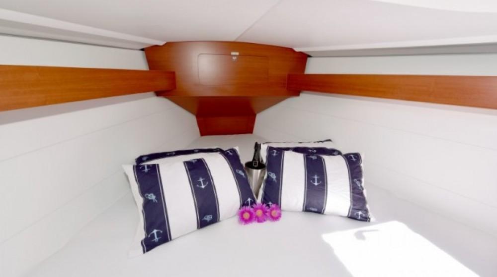 Boat rental Croatia cheap Dufour 350 Grand Large