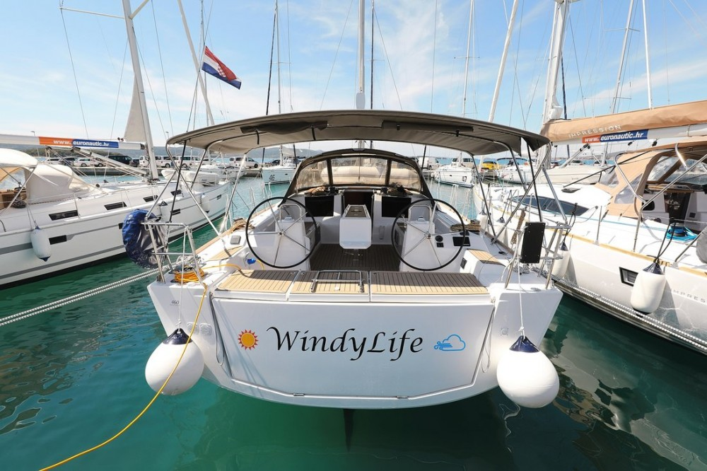 Boat rental Dufour Dufour 460 GL - 5 cab. in  on Samboat