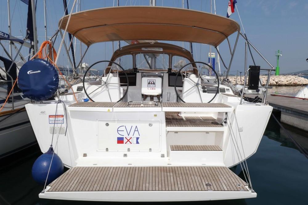 Rental Sailboat in Pirovac - Dufour Dufour 460 Grand Large