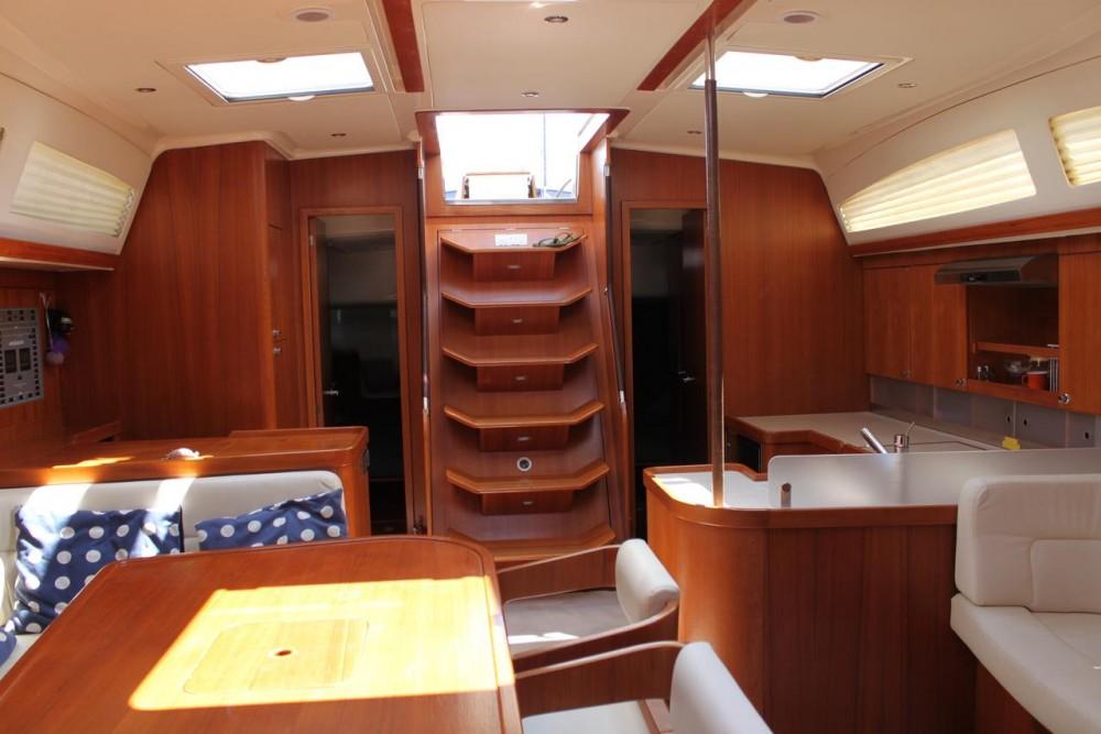 Boat rental Elan Elan 514 Impression - 4 + 1 cab. in Pirovac on Samboat