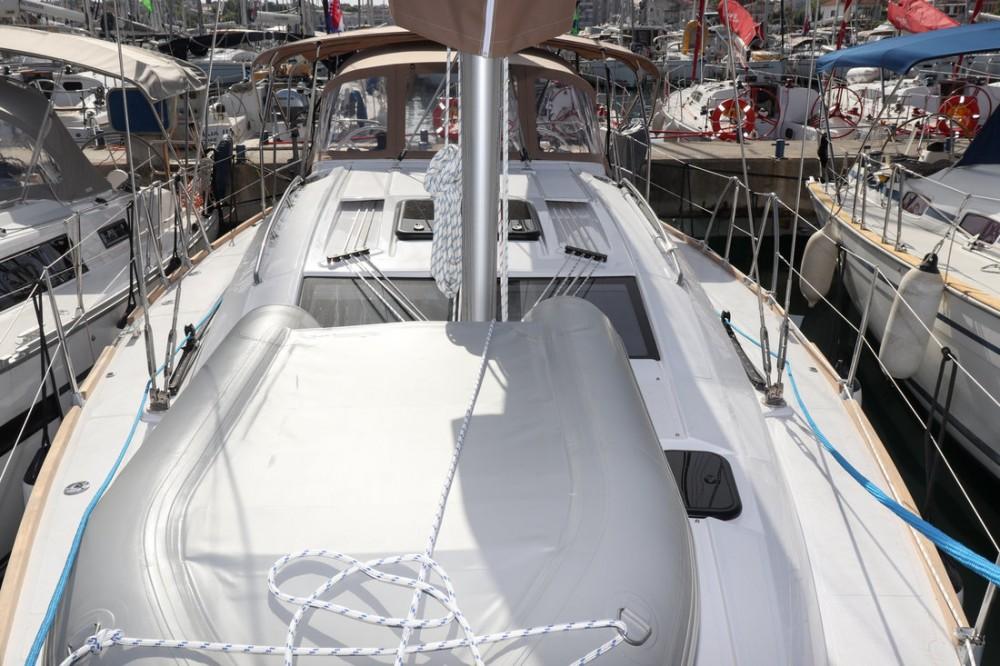 Boat rental Croatia cheap Elan Impression 40