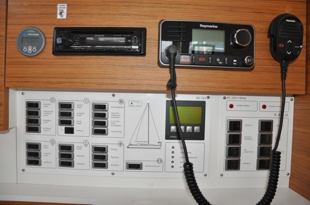 Boat rental  cheap Elan Impression 40
