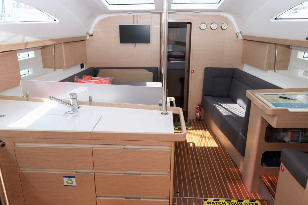 Rent a Elan Elan Impression 45