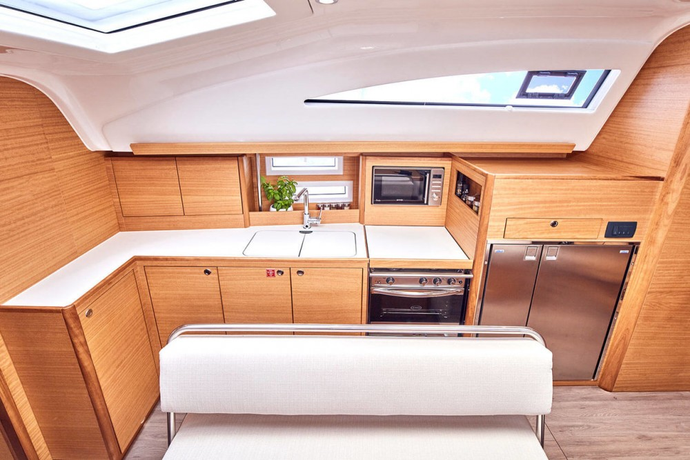 Rental Sailboat in Croatia - Elan Elan Impression 45.1