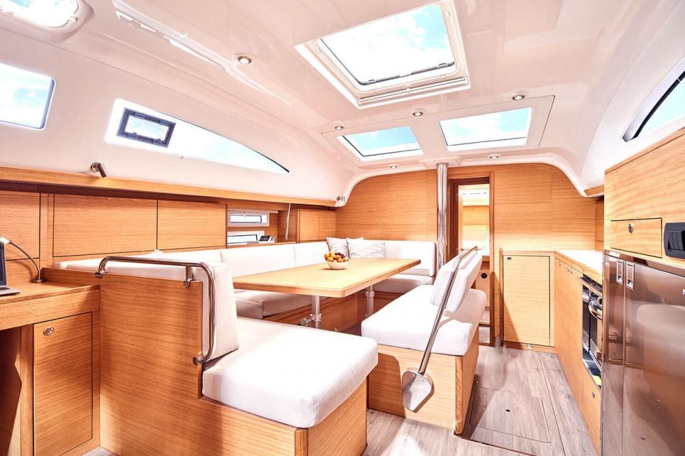 Boat rental Elan Elan Impression 45.1 in Croatia on Samboat