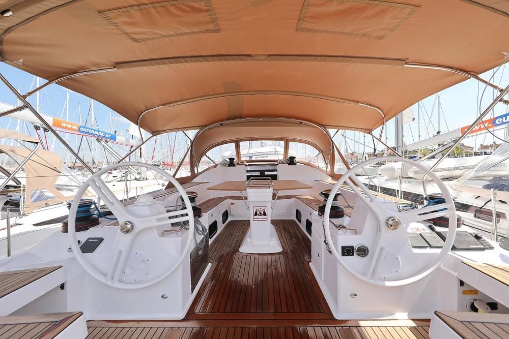 Boat rental Elan Elan Impression 50  in Croatia on Samboat