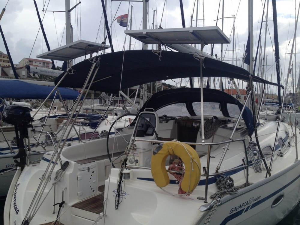 Rental Sailboat in Split - Bavaria Cruiser 39