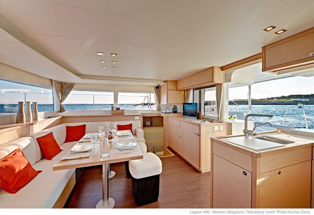 Boat rental Pirovac cheap Lagoon 450 - 4 + 2 cab.