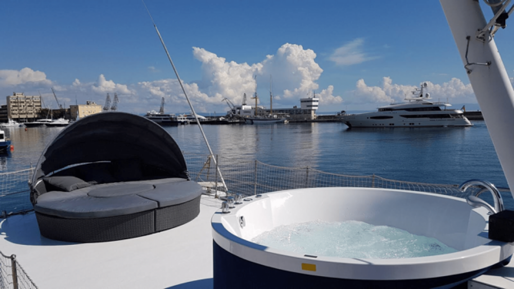 Boat rental Split cheap Cheoy Lee 55