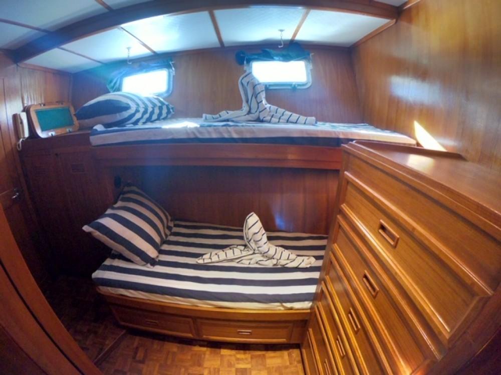 Rental Motorboat in Split - Unknown Cheoy Lee 55