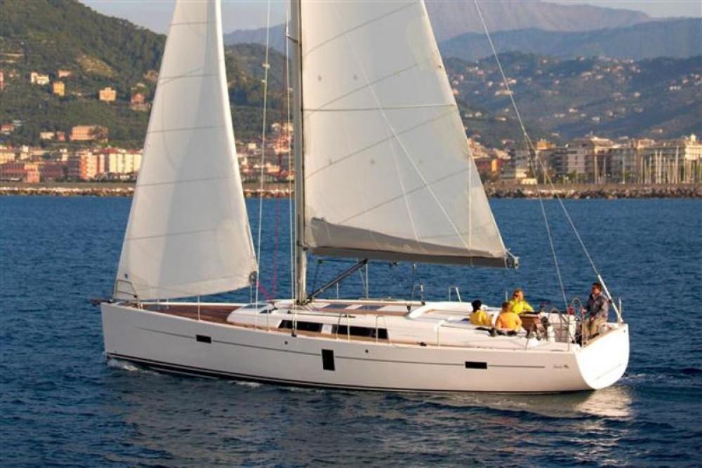 Boat rental Split cheap Hanse 445