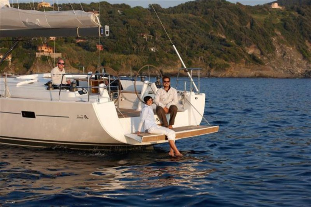 Rental yacht Split - Hanse Hanse 445 on SamBoat