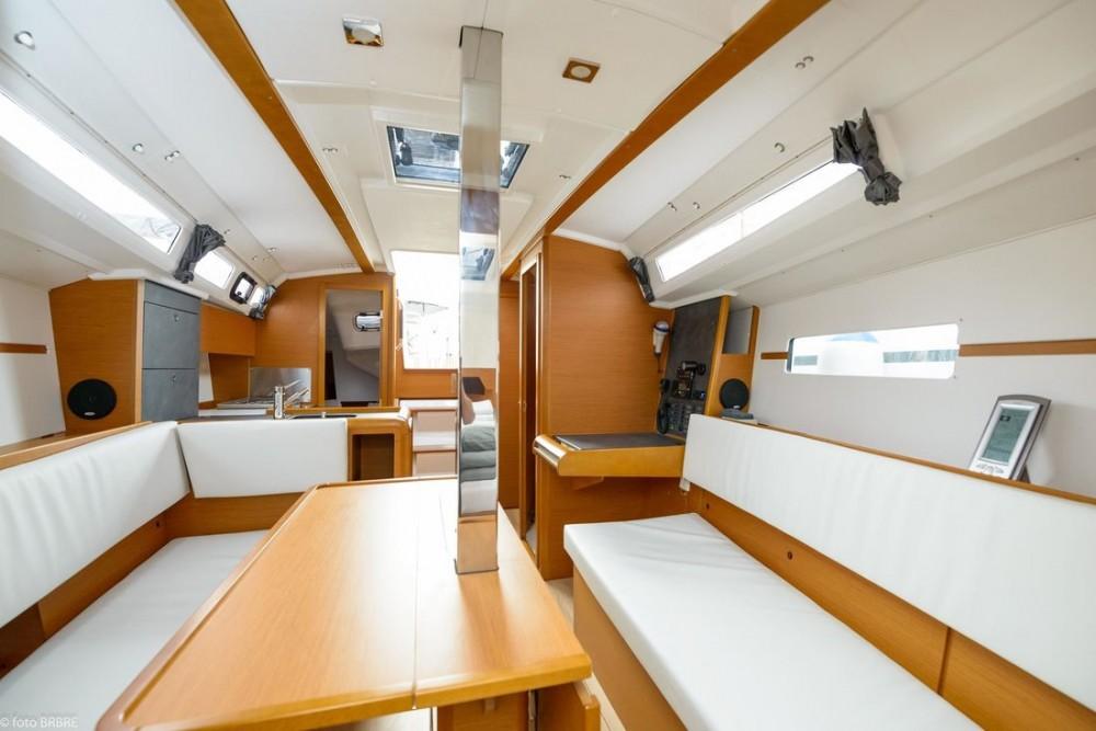 Boat rental Jeanneau Sun Odyssey 349 in  on Samboat