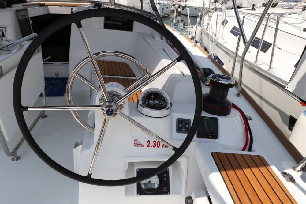 Boat rental Croatia cheap Sun Odyssey 449