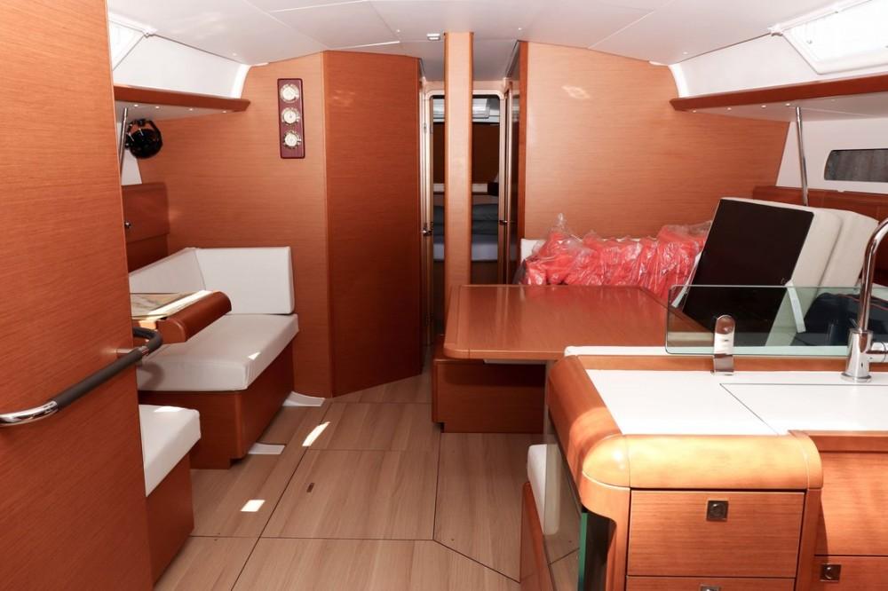 Rent a Jeanneau Sun Odyssey 449 Croatia