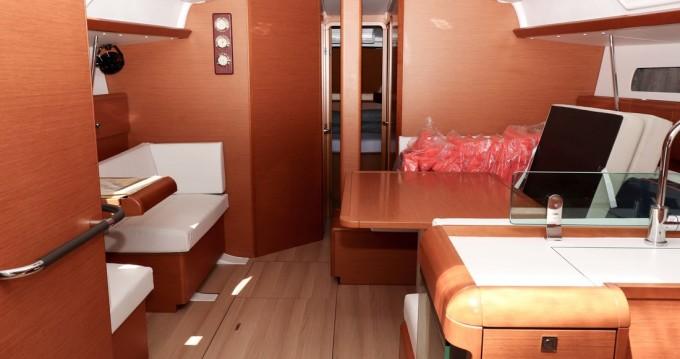 Boat rental Jeanneau Sun Odyssey 449 in  on Samboat