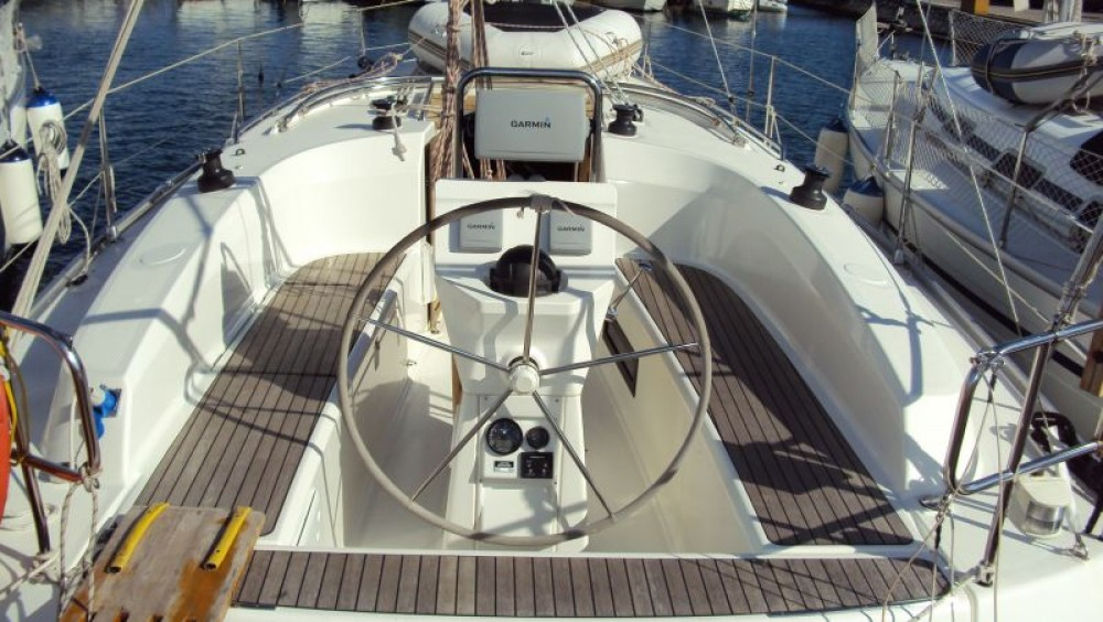 Bavaria Cruiser 32 between personal and professional Grad Pula