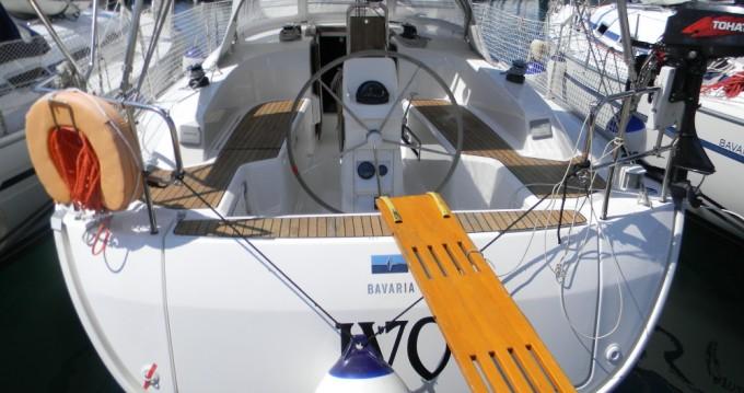 Boat rental Bavaria Cruiser 33 in Pula on Samboat