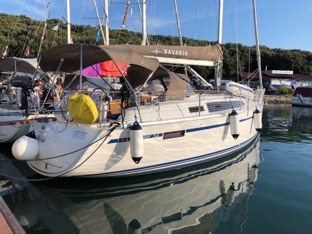 Boat rental Grad Pula cheap Bavaria Cruiser 34 - 2 cab.