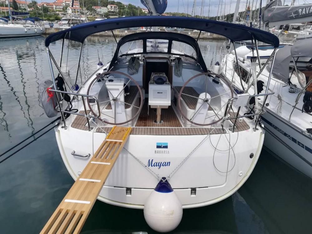 Bavaria Cruiser 37 between personal and professional Pula
