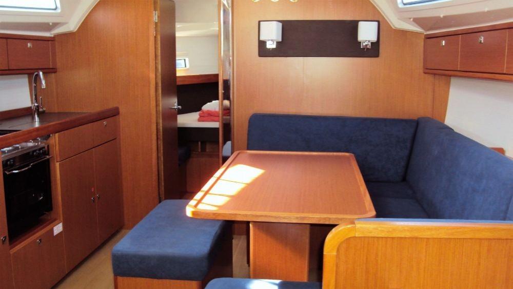 Boat rental Grad Pula cheap Cruiser 41