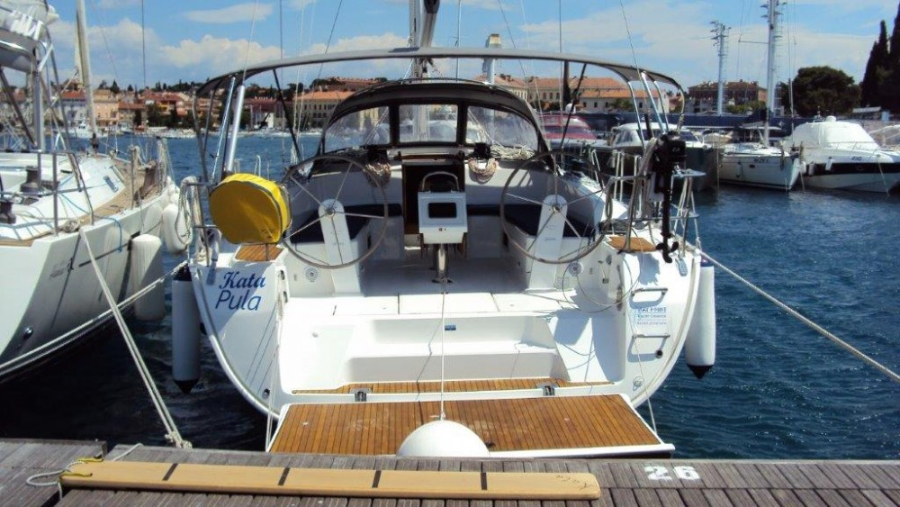 Rental yacht Grad Pula - Bavaria Cruiser 46 on SamBoat