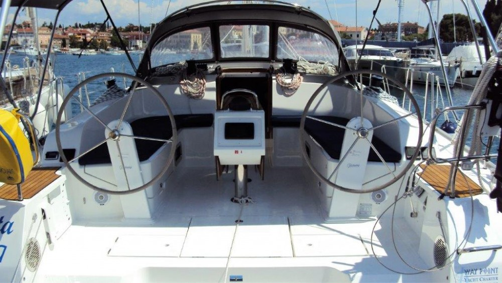 Rental Sailboat in Grad Pula - Bavaria Cruiser 46