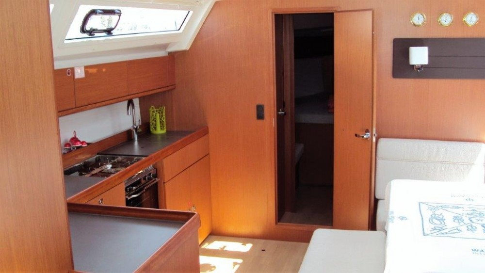 Bavaria Cruiser 46 between personal and professional Grad Pula