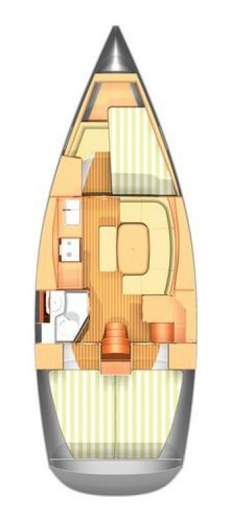 Hire Sailboat with or without skipper Dufour Grad Pula