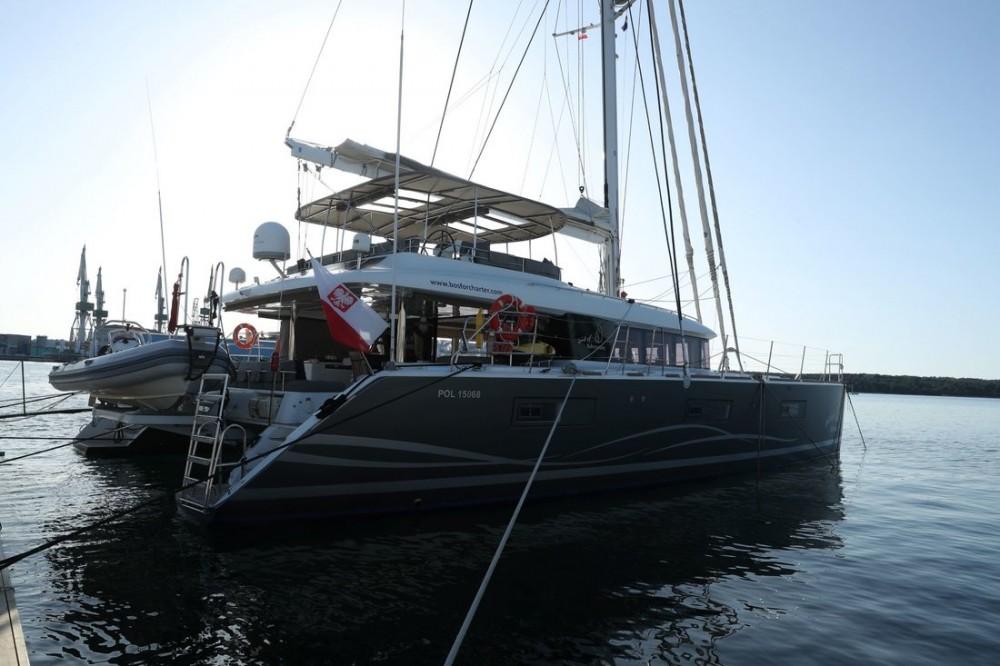 Rental Catamaran in Grad Pula - Lagoon Lagoon 620