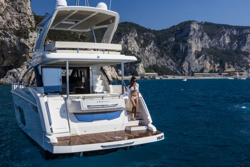 Boat rental Absolute Yachts Absolute 50 Fly in Podstrana on Samboat