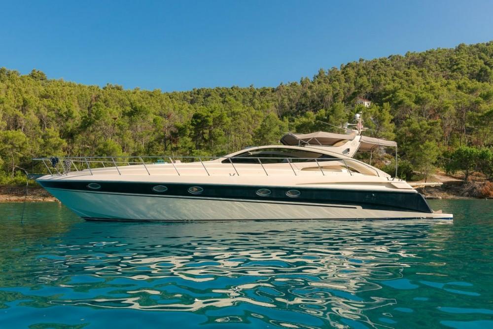 Rental Motorboat Dalla Pietà Yacht with a permit