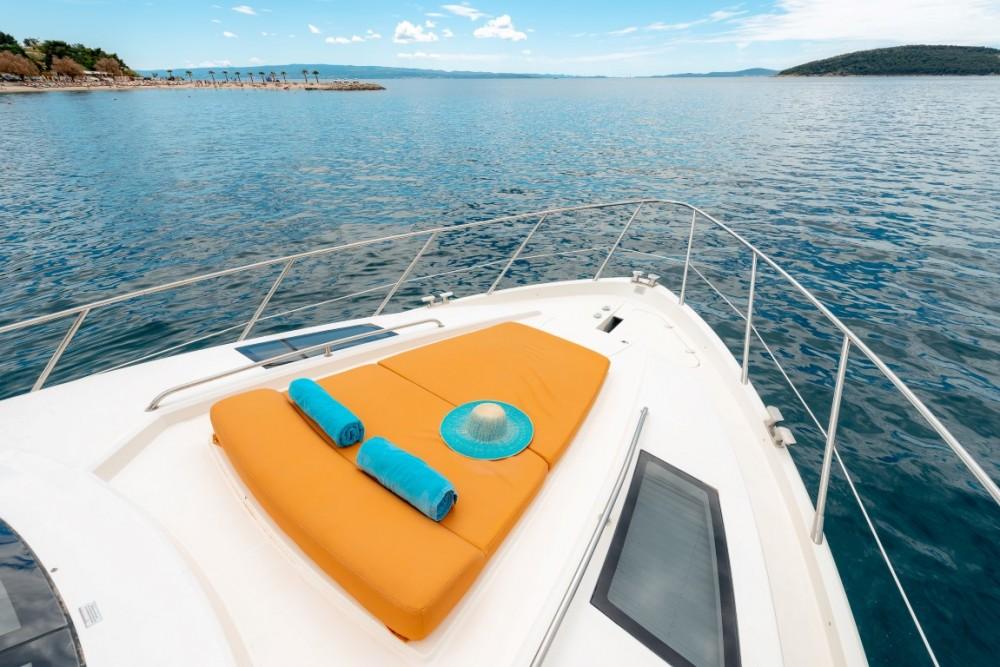 Sealine Sealine T 50 between personal and professional Croatia