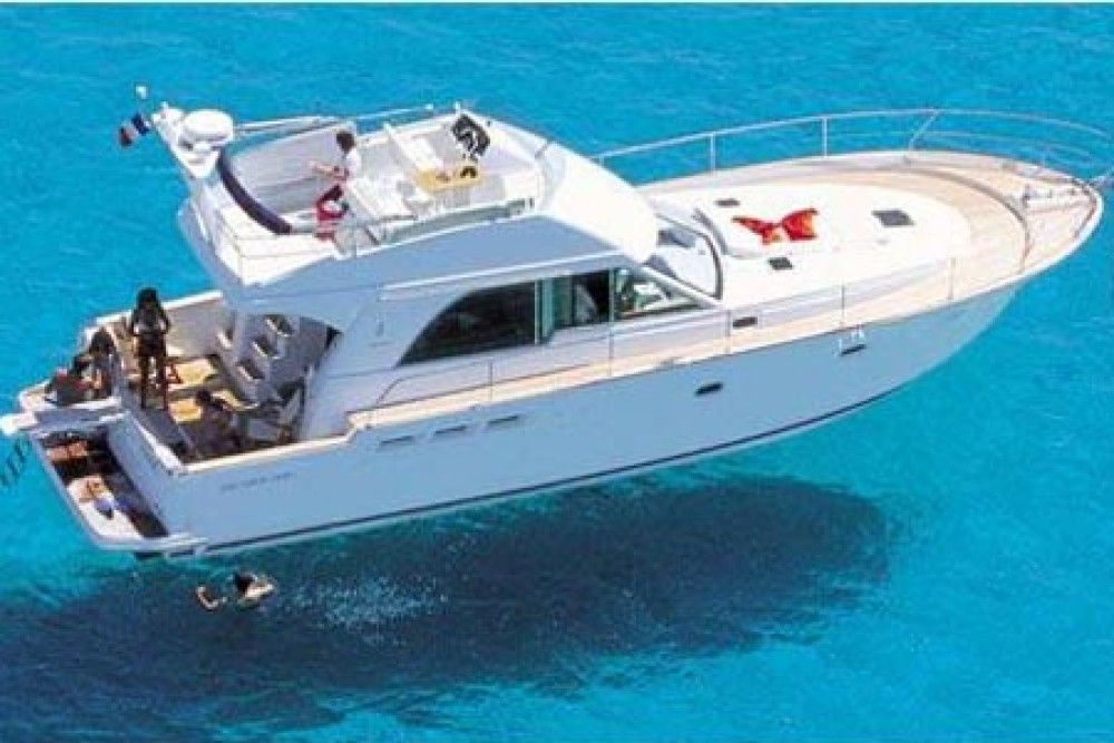 Boat rental Croatia cheap Antares 13,80