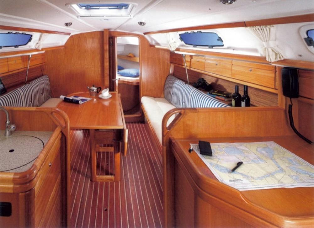 Rental Sailboat in Croatia - Bavaria Cruiser 30
