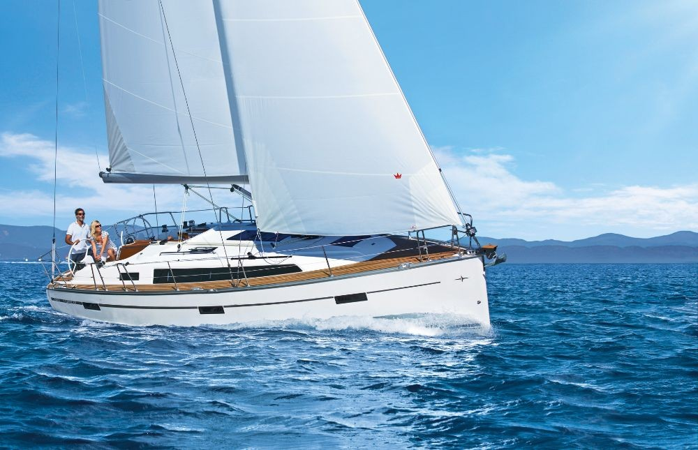 Rental Sailboat in Croatia - Bavaria Cruiser 37