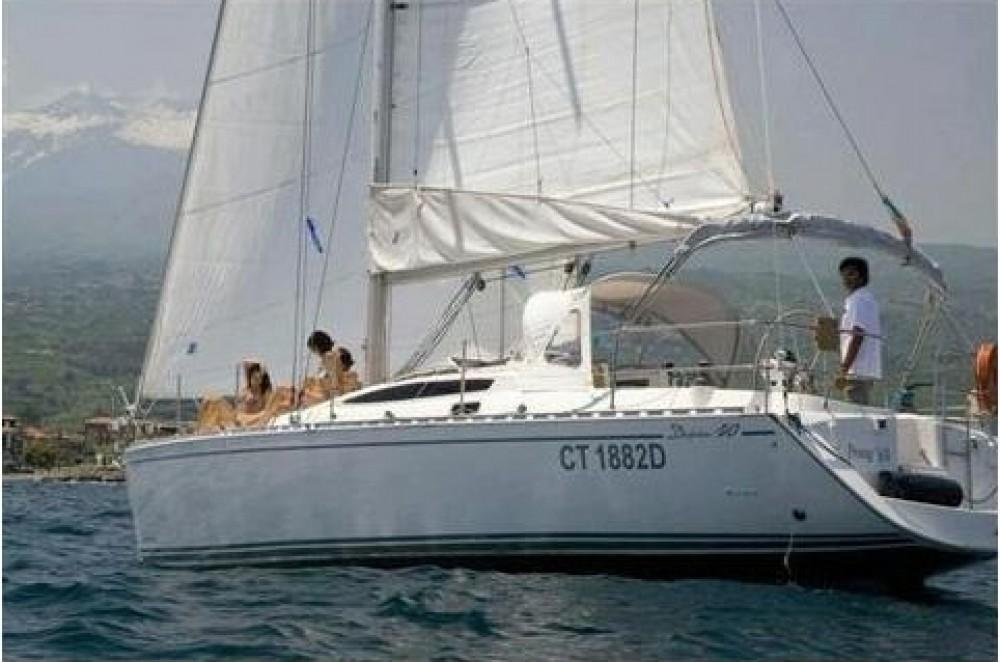 Rent a Delphia-Yachts Delphia 40 - 4 cab. Općina Sukošan