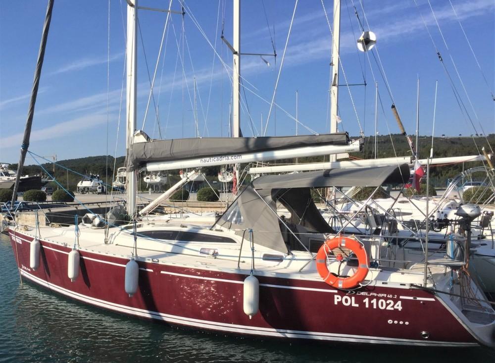 Hire Sailboat with or without skipper Delphia-Yachts Općina Sukošan