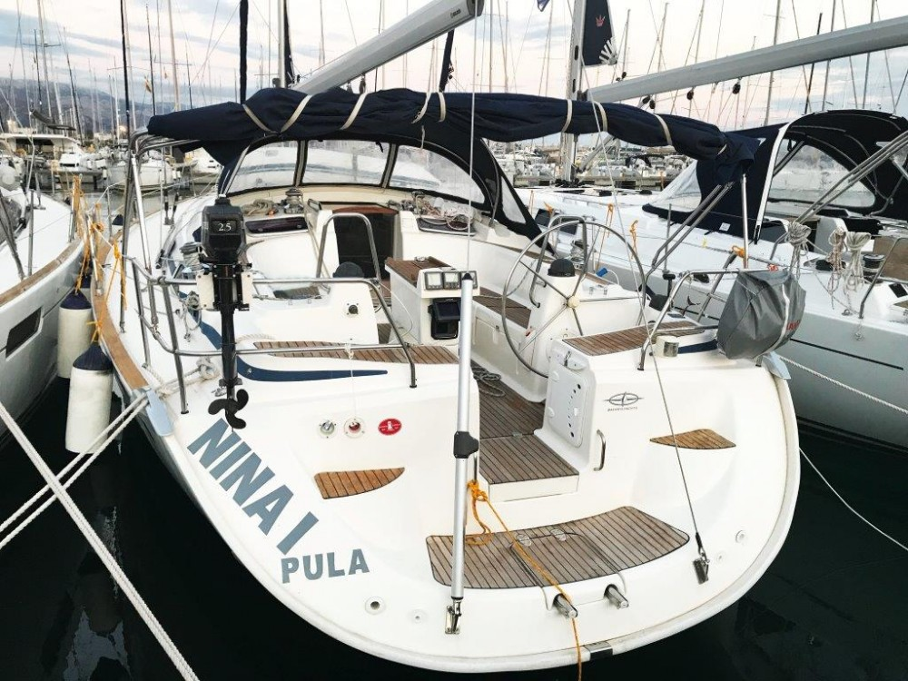 Boat rental Croatia cheap Bavaria 50 Cruiser