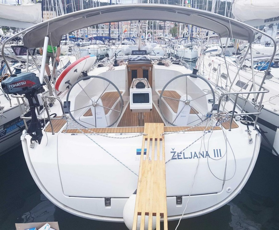 Rental Sailboat in Split - Bavaria Bavaria Cruiser 41 - 3 cab.